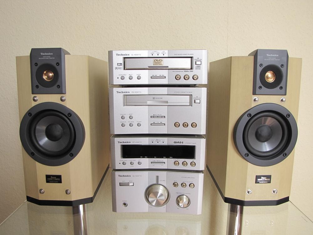Bildergebnis für TECHNICS - SB-HDA710
